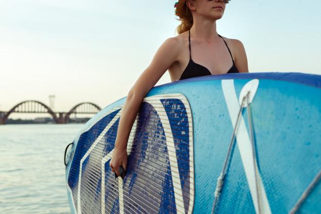 LAS MEJORES RUTAS DE PADDLE SURF EN ESPAÑA