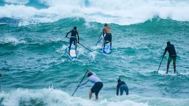 Seguridad en la tabla de paddle surf: 7 consejos para que siempre puedas remar de forma segura